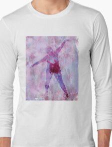 Ballerina Stretch Long Sleeve T-Shirt