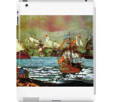Ships at Sea iPad Case/Skin