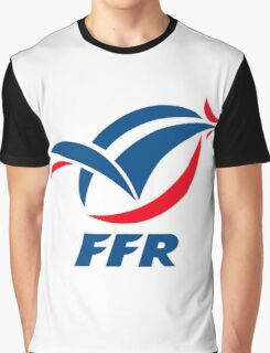 France national rugby union team Graphic T-Shirt