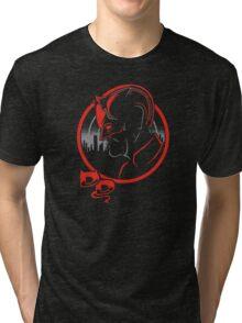 Devilish Detective Tri-blend T-Shirt