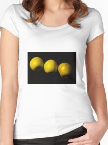 Apples Women's Fitted Scoop T-Shirt
