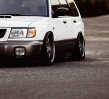 Jdm subaru forester  Sticker