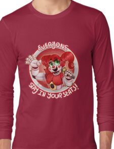 Stay In Your Seats - Baby FNAF-SL Long Sleeve T-Shirt
