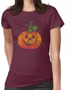 Swirly Pumpkin T-Shirt