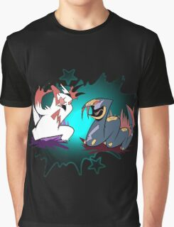 Pokèmon - the great rivals Graphic T-Shirt