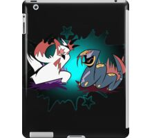 Pokèmon - the great rivals iPad Case/Skin