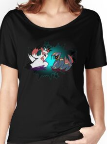 Pokèmon - the great rivals Women's Relaxed Fit T-Shirt