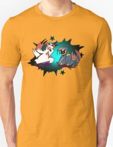 Pokèmon - the great rivals Unisex T-Shirt