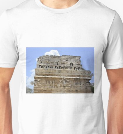 Ancient Ruins in Mexico Unisex T-Shirt