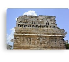 Ancient Ruins in Mexico Canvas Print