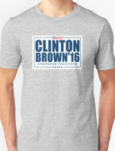 Clinton Brown 2016 Unisex T-Shirt