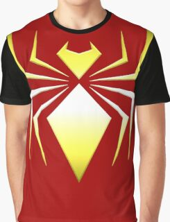 Stark Spider Graphic T-Shirt