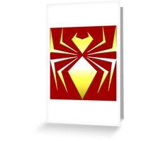 Stark Spider Greeting Card