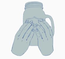 Insta worthy - blue One Piece - Short Sleeve