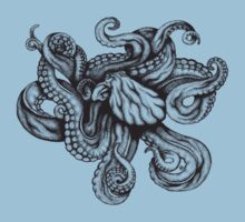 Octopus by . VectorInk
