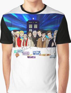 13 Doctors Graphic T-Shirt