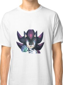 Shadow the Hedgehog Chaos Control Classic T-Shirt