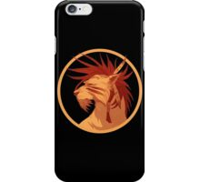 Red XIII iPhone Case/Skin