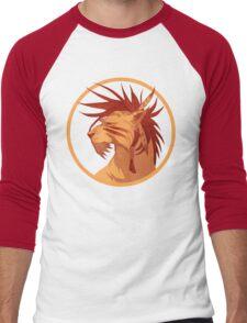 Red XIII Men's Baseball ¾ T-Shirt
