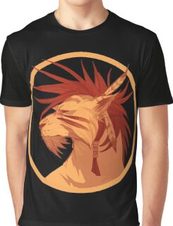 Red XIII Graphic T-Shirt