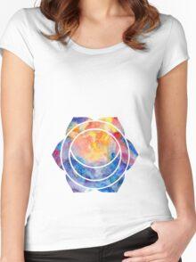 Chakra Svadhisthana Women's Fitted Scoop T-Shirt