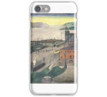 Fort Lee Ferry iPhone Case/Skin