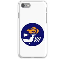 Gemini 7 Mission Logo iPhone Case/Skin