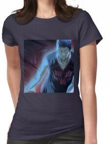 manga, anime -kuroko no basket- Womens Fitted T-Shirt
