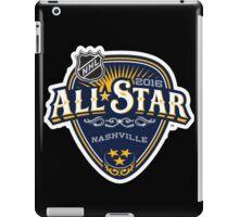 NHL ALL STAR 2016 NASHVILLE iPad Case/Skin