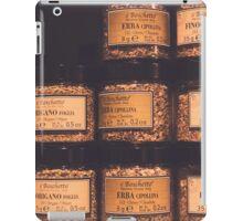 Kitchen Still Life: il Broschetto iPad Case/Skin