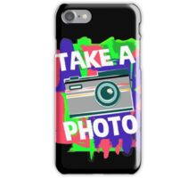 Cool Photographer design iPhone Case/Skin