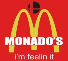 Monado's - i'm feelin it - SM4SH by Tao-Fury