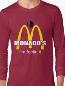 Monado's - i'm feelin it - SM4SH Long Sleeve T-Shirt