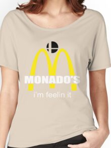 Monado's - i'm feelin it - SM4SH Women's Relaxed Fit T-Shirt