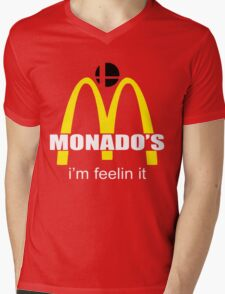 Monado's - i'm feelin it - SM4SH Mens V-Neck T-Shirt