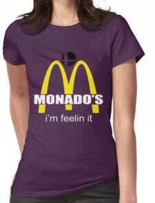 Monado's - i'm feelin it - SM4SH Womens Fitted T-Shirt
