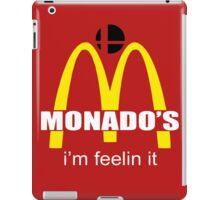 Monado's - i'm feelin it - SM4SH iPad Case/Skin