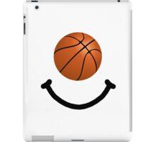 Basketball Smile iPad Case/Skin