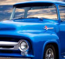 1956 Ford F100 Pickup Sticker