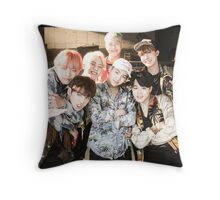 BTS 09 Throw Pillow