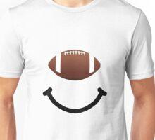 Football Smile Unisex T-Shirt