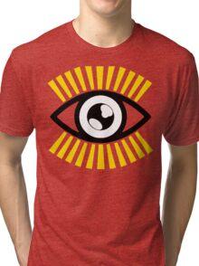Shiny Eye Tri-blend T-Shirt