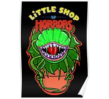 little shop of horrors Audrey 2 Poster