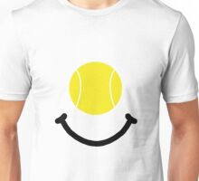 Tennis Smile Unisex T-Shirt