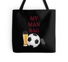 MAN BAG - Football Tote Bag