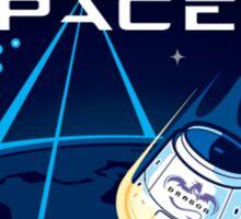SpaceX Sticker