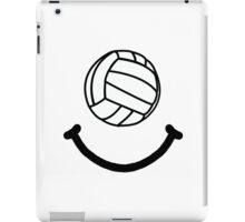 Volleyball Smile iPad Case/Skin