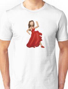 Dancer Emoji Unisex T-Shirt
