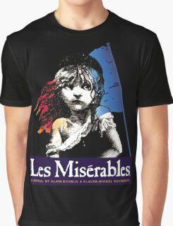 Les Miserables Graphic T-Shirt