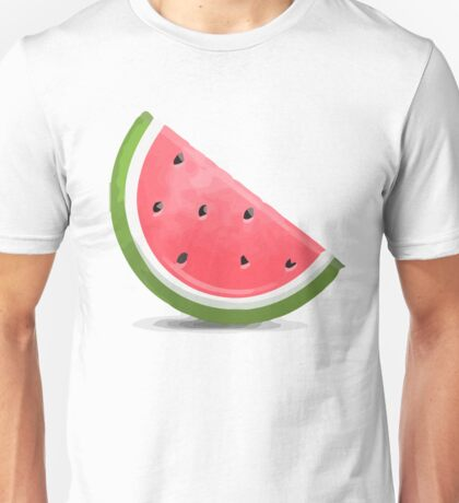 Watermelon Emoji Unisex T-Shirt